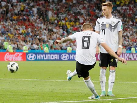 ドイツが今大会初勝利、W杯 スウェーデンに逆転勝ち:W杯速報ニュース ...