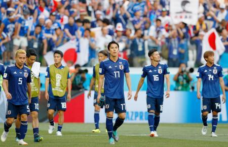 W杯、「競技放棄」と日本批判 ロシアのテレビ中継:W杯速報ニュース ...