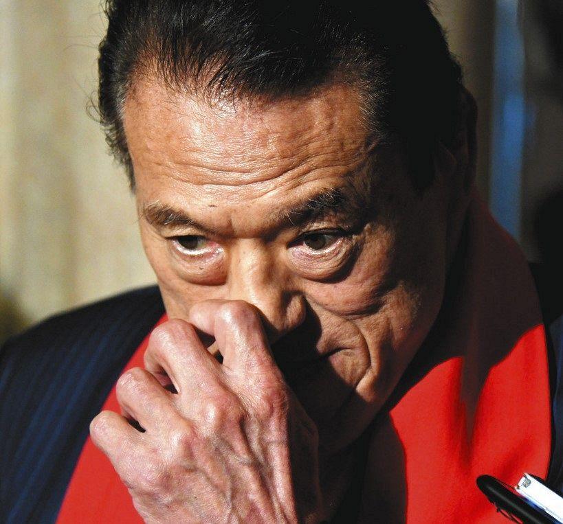 入院中のアントニオ猪木さんが闘病の様子を公開「最後の最後まで闘って ...