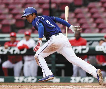 中日・根尾が2軍降格 与田監督「出塁率をよくするために試合数をこなし ...
