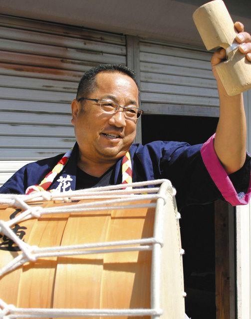 64歳、早すぎる死悼む 美濃花みこし連会長・阿部さん死去1カ月:中 ...