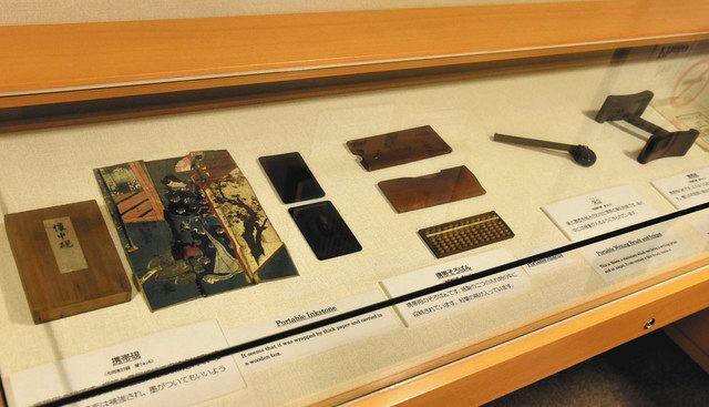 江戸時代の旅を知る企画展 中山道歴史資料館:中日新聞Web