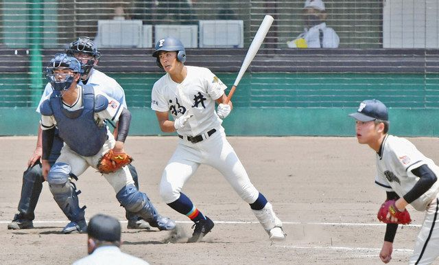 工業 部 野球 福井 大学