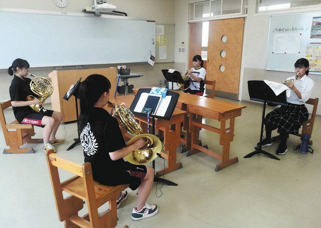 工夫凝らし、活動に熱 滋賀県内の高校、文化部に制約:中日新聞Web