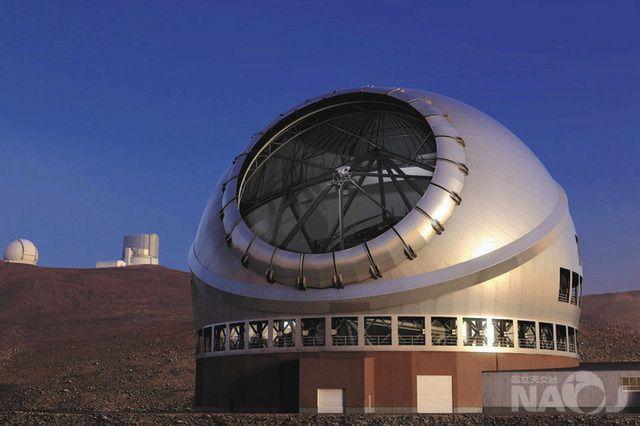 神の山侵害」知って ハワイ・マウナケアに最大級 天体望遠鏡計画:北陸 ...