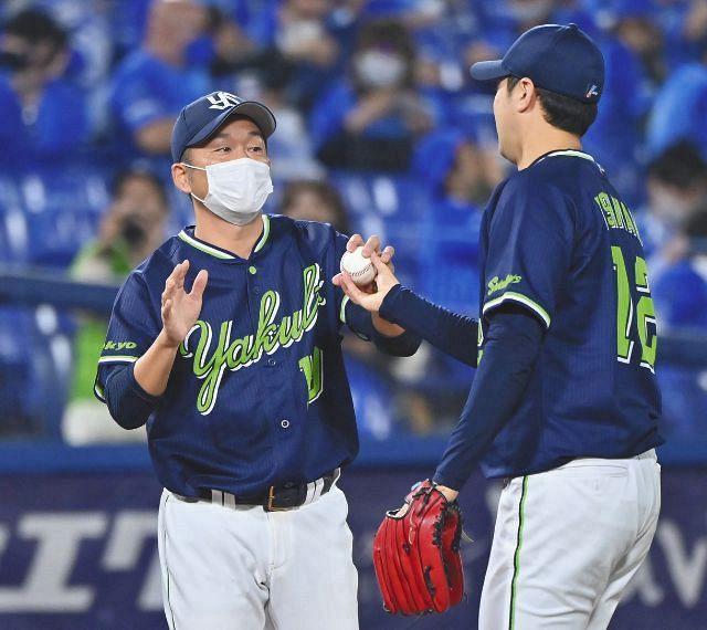 ヤクルト・石川 10度目の正直で今季初勝利「みんなの気持ち伝わった ...