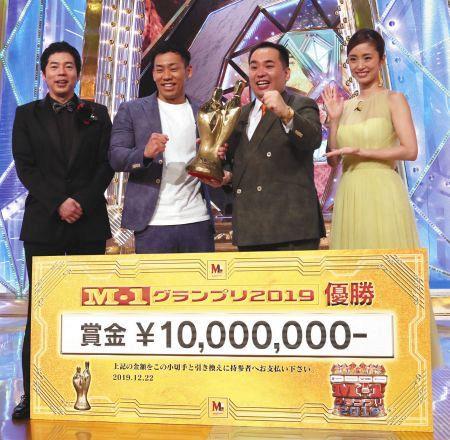 M1 2019 優勝