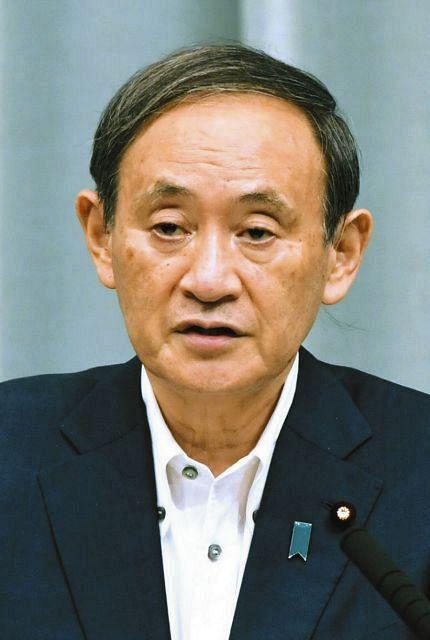 菅官房長官、NHK番組出演で安倍首相のコロナ対策継承を強調「欧米の ...