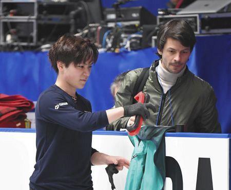 宇野 昌 磨 の コーチ