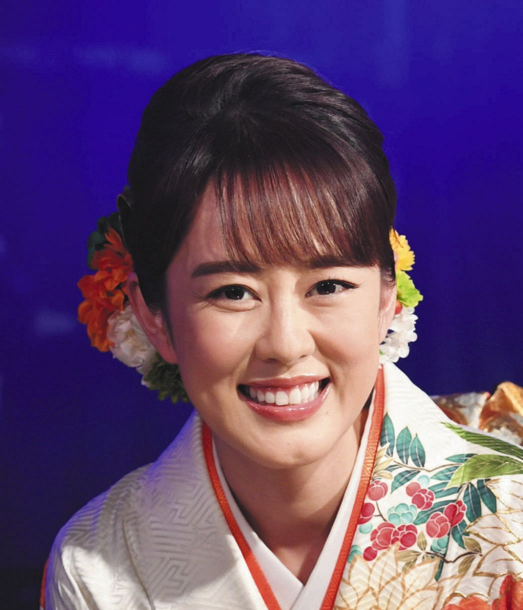 遅咲き美人演歌歌手・丘みどり 結婚&妊娠をファンに報告「一般の方と ...