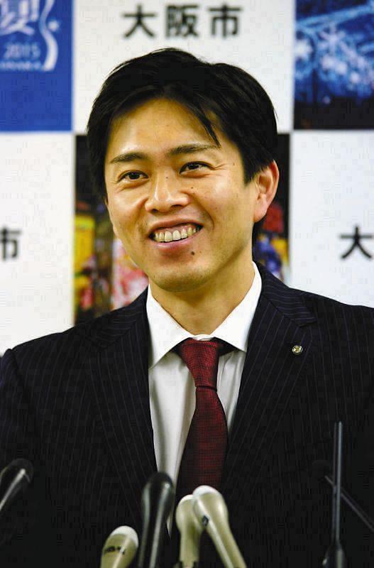 府 知事 大阪