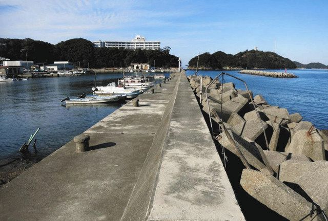 釣り場閉鎖相次ぐ 三重県鳥羽市:中日スポーツ・東京中日スポーツ