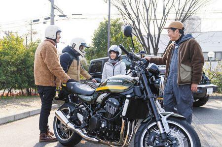夏海 バイク 平嶋