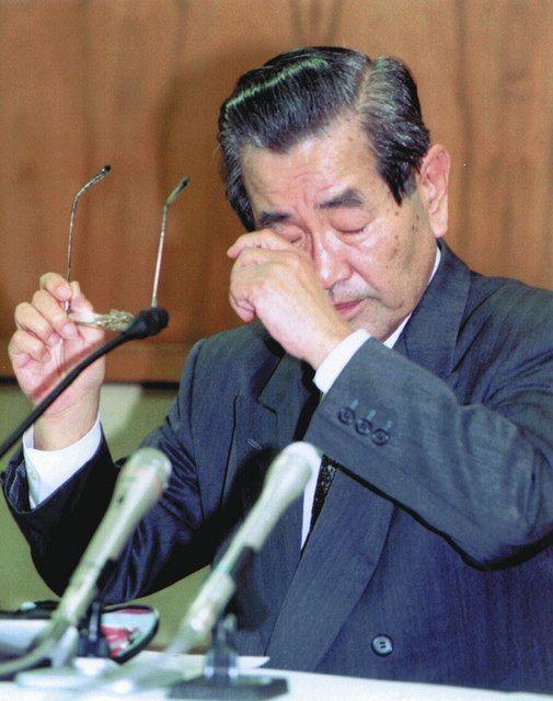 バブルのつけに英断下す 西垣覚氏評伝:中日新聞Web