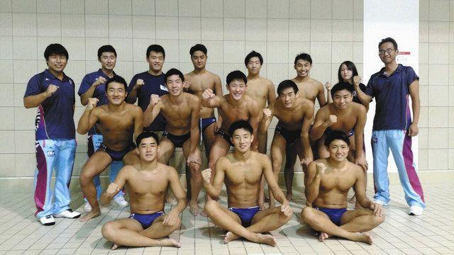 大垣東が日本選手権 水球高校男子決勝