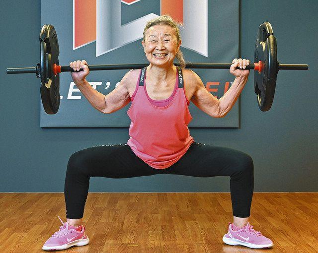 89歳インストラクター、肉体日々進化 「年齢なんて、ただの数字」:中日新聞Web