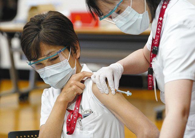 医療 従事 者 ワクチン