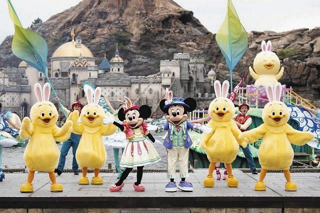 ディズニー シー 閉園 時間 東京ディズニーランド&シー、4月から運営時間延長・入園制限2万人に
