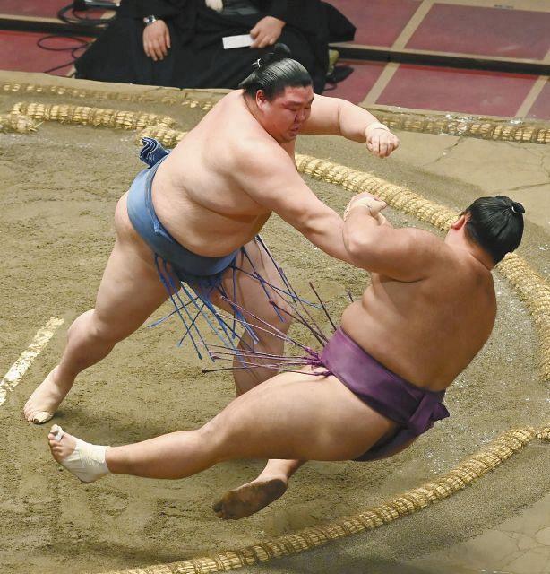 朝乃山を圧倒した正代 本当に無心での相撲なら双葉山に迫っている 以前 ...