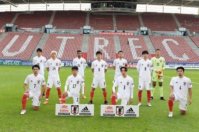 サッカー日本代表 来年3、6、7月に五輪出場国招いて試合予定 ...