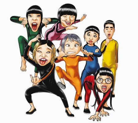 浦安 鉄筋 家族 キャラクター