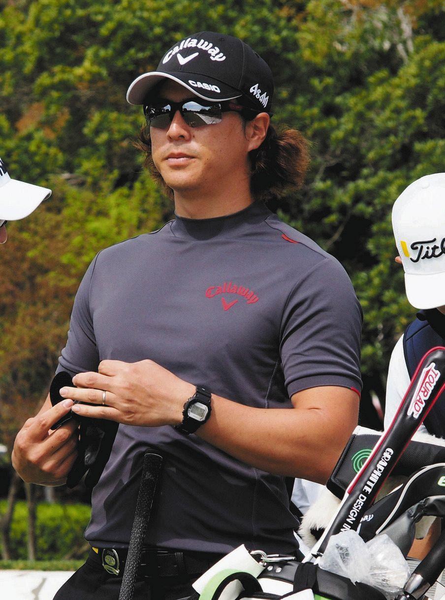 マッチョ化の石川遼 驚きの声に「そうっすかね。何もやってないんですけど。体重も変わっていません」【東建ホームメイト杯】:中日スポーツ・東京中日スポーツ
