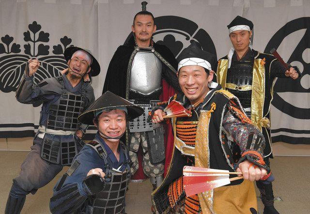 名古屋 おもてなし 武将 隊