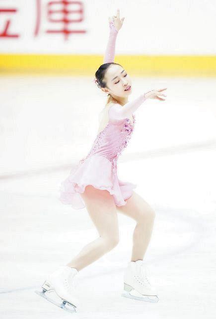 速報 フィギュア スケート