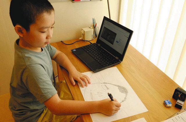 <学校ICT時代 続・コロナ下のオンライン授業> 犬山市、長期欠席の子へ「学習保障」:中日新聞Web