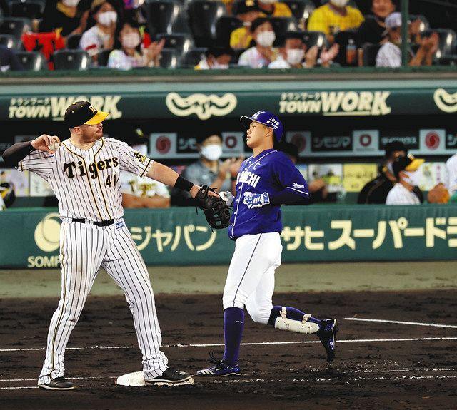 写真特集】阪神に大敗、4位に後退:中日新聞Web