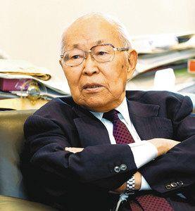 静岡文化芸大理事長 有馬朗人さん 120歳で世界見届けたい:中日新聞 ...