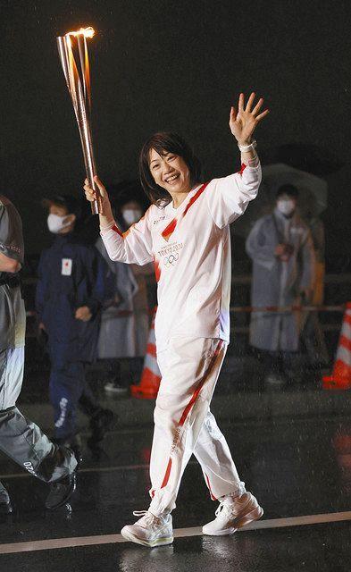 心つながる瞬間、来ること願い 五輪100日前 高橋尚子さん、今の思い