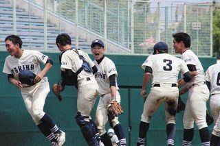 三河勢、劇的サヨナラ勝ち 高校野球・愛知大会