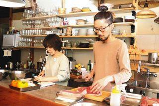 わが家でプロの味 人気 金沢の山本さん 出張レストラン