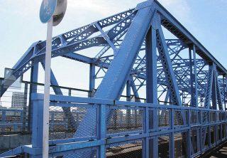 <MIKAWAサーチ> (18)豊橋の城海津跨線橋