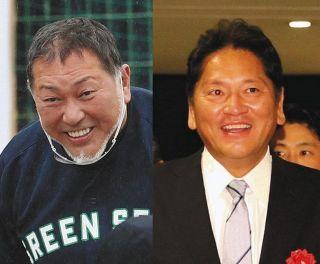 番長・清原氏と大魔神・佐々木氏「優等生ぶってるヤツが本当の悪」YouTubeで球界の表裏ぶっちゃけトーク