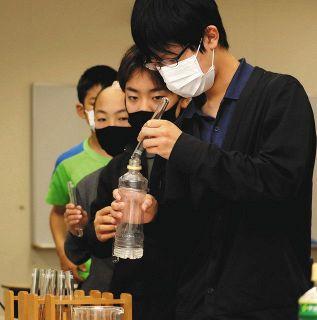 浜松ITキッズプロジェクト 中学生向け開講