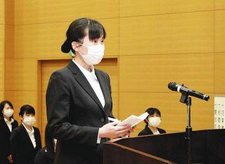 苦境に学び、決意の出発 浜松市医師会看護学校卒業式