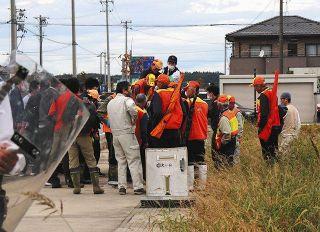 山代温泉でクマ 3人けが  石川県内、連日の被害 今年計10人に