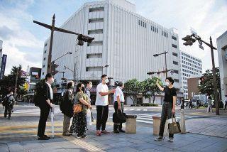 長野へまちづくり視察 小松・龍助町の協議会 善光寺の周辺