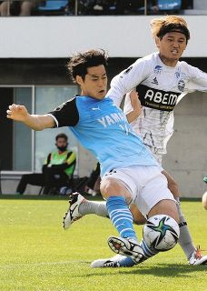 J2磐田、FC町田に1−3 開幕2連敗