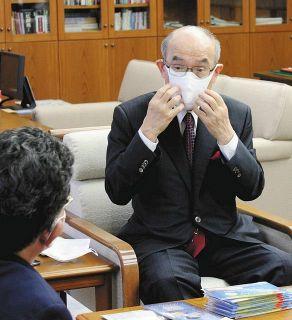 谷本石川県知事 またまた舌禍 「コロナとご縁」