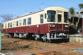 「マリメッコ列車」引退へ 天浜鉄道、来月23日ラストラン