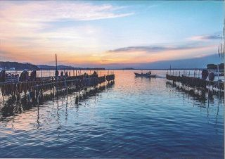 湖西の魅力、写真で盛り上げ フォトコン最高賞に彦坂さん