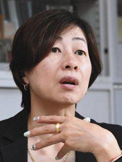 <聖火移りゆく 五輪考> 五輪 意義はどこに JOC理事・山口香さんインタビュー