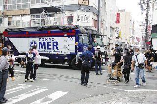 市民が支えた豊橋ロケ 「TOKYO MER」撮影分放送