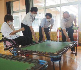 旧幼稚園使い地域福祉を開始 入善の若手5人 合同会社