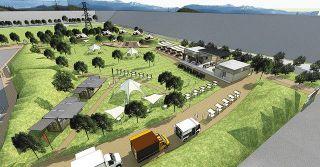 蒲原「道の駅」需要は 静岡市が民間活用しお試し施設運営
