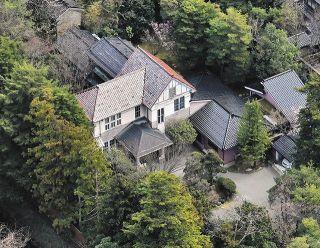 【石川】公舎見学 知事後援会のみ 5年間 県、利用記録作らず
