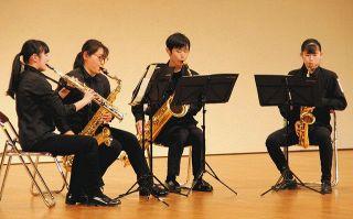 中部日本個人・重奏コン高校の部 静岡学園など本大会へ